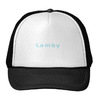 Lamby Cap