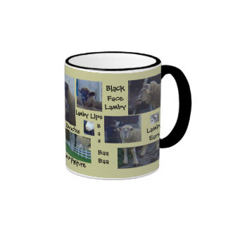 Lamby Mug
