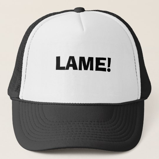 LAME! CAP