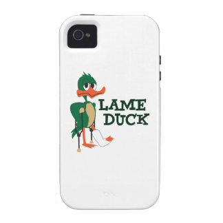 LAME DUCK Case-Mate iPhone 4 CASES