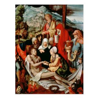 Lamentation for Christ, 1500-03 Postcard