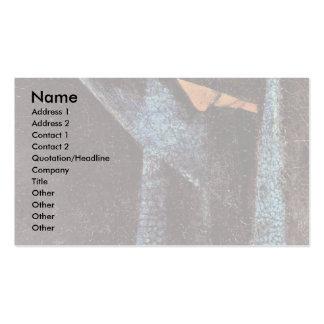 Lamentation Of St. Sebastian By Irene Detail Business Cards