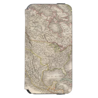 L'Amerique Septentrionale - North America Incipio Watson™ iPhone 6 Wallet Case