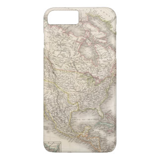 L'Amerique Septentrionale - North America iPhone 8 Plus/7 Plus Case