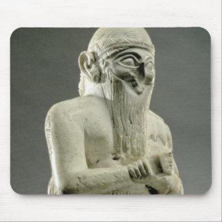 Lamgi-Mari, King of Mari, Middle Euphrates, Early Mouse Mat