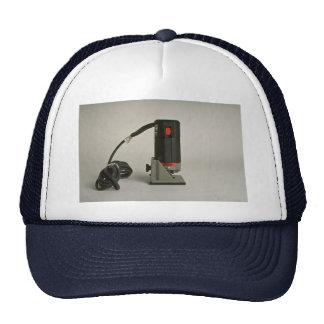 Laminate trimmer hat