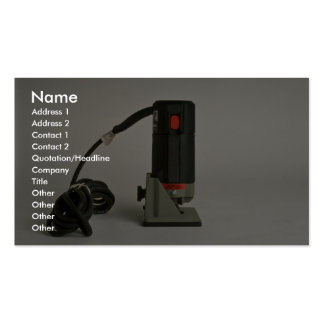 Laminate trimmer pack of standard business cards