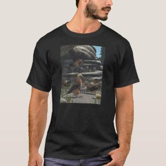 Lammergeier or Bearded Vulture T-Shirt