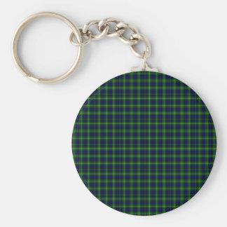 Lamont Tartan Key Ring
