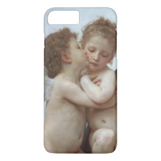 L'Amour et Psyche enfants by William A. Bouguereau iPhone 7 Plus Case