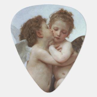 L'Amour et Psyche enfants by William A. Bouguereau Plectrum