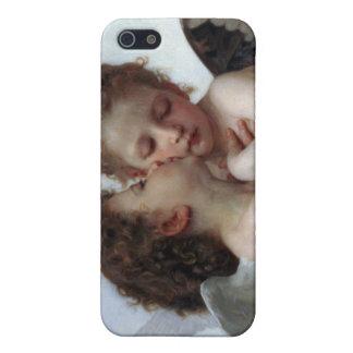 L'Amour et Psyché, Enfants – William Bouguereau Covers For iPhone 5