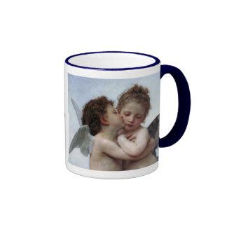 L'Amour et Psyché, Enfants – William Bouguereau Coffee Mugs