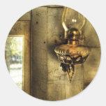 Lamp - Kerosene Lamp Sticker