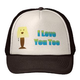 Lamp Loves You Too Cap