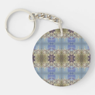 Lamp Post design Key Ring