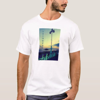 Lamp post in Brighton, UK T-Shirt