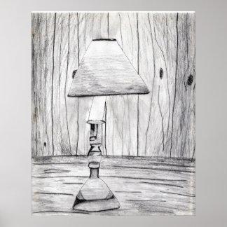Lamp print