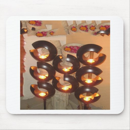 LAMP Show : Elegant Decoration Mousepad