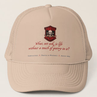 Lamplighters Music Theatre The Pirates of Penzance Trucker Hat