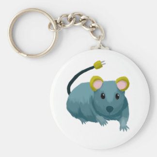 Lampster Keychain