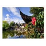 Lan Su Chinese Garden Postcard