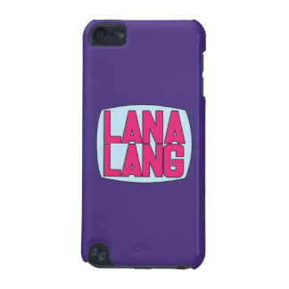Lana Lang Logo iPod Touch (5th Generation) Case