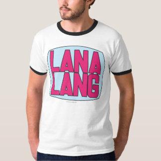 Lana Lang Logo T Shirts