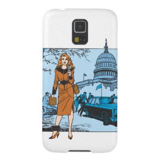 Lana Lang Reporting Galaxy S5 Case