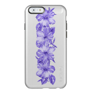 Lanai Distressed Hawaiian Hibiscus Incipio Feather® Shine iPhone 6 Case