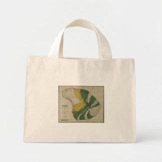 Lanai, Hawaiian islands 1878 Canvas Bag