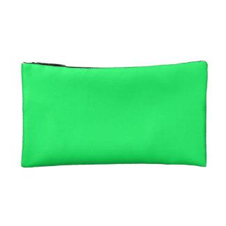 Lanai Lime-Green-Acid Green-Tropical Romance Makeup Bag