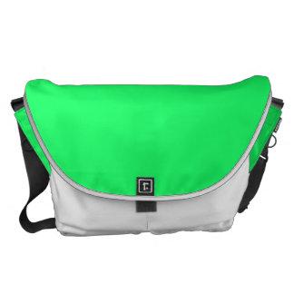 Lanai Lime-Green-Acid Green-Tropical Romance Commuter Bag