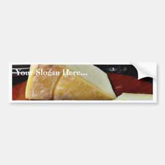 Lancashire Cheese Bumper Sticker