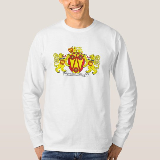 Lancashire Coat of Arms T-Shirt