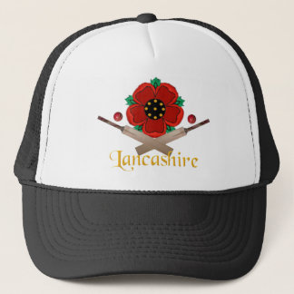 Lancashire Cricket Hat