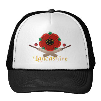 Lancashire Cricket Hat