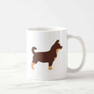 lancashire heeler silo color liver.png coffee mug