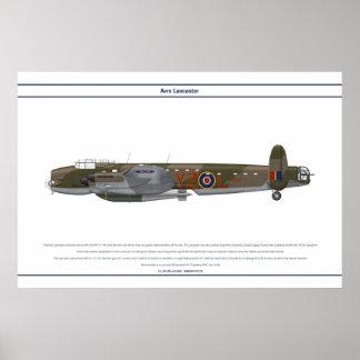 Lancaster BI Special 617 Squadron Posters