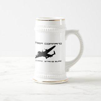 Lancaster Bomber - Bomber Command Beer Stein