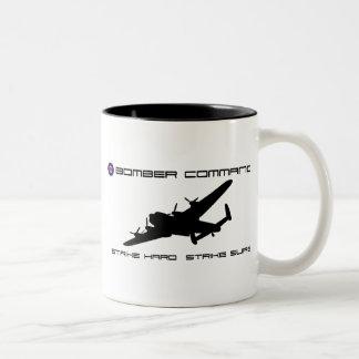 Lancaster Bomber - Bomber Command Two-Tone Mug