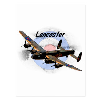 Lancaster Bomber Postcards
