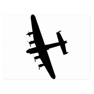 Lancaster Bomber RAF Postcards