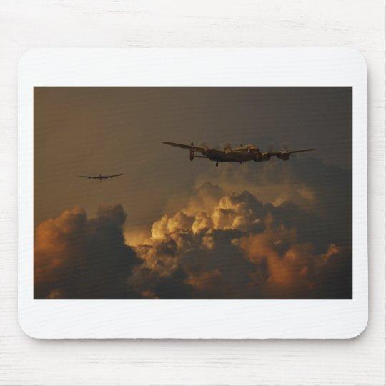 Lancaster bomber STORM Mouse Mat