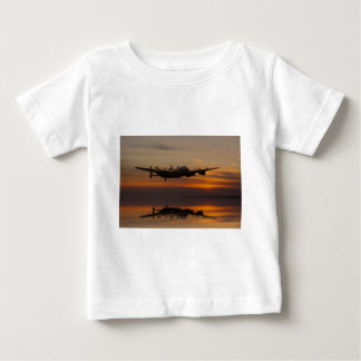 lancaster Bomber the home stretch Baby T-Shirt
