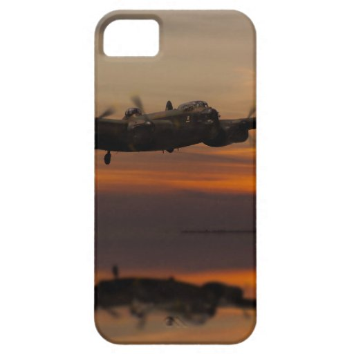 lancaster Bomber the home stretch Case For The iPhone 5