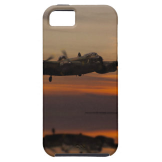 lancaster Bomber the home stretch iPhone 5 Covers