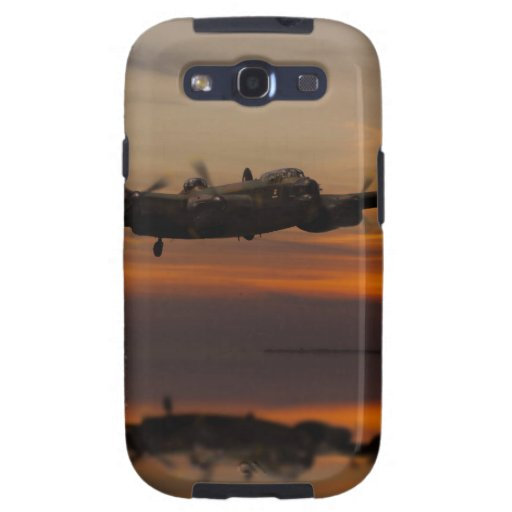 lancaster Bomber the home stretch Samsung Galaxy S3 Case