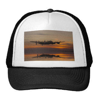 lancaster Bomber the home stretch Trucker Hat