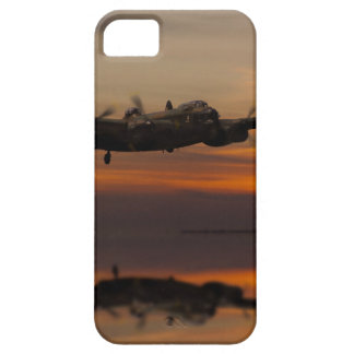 lancaster Bomber the home stretch iPhone 5 Cover